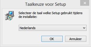 Malwarebytes Anti-Malware taalkeuze